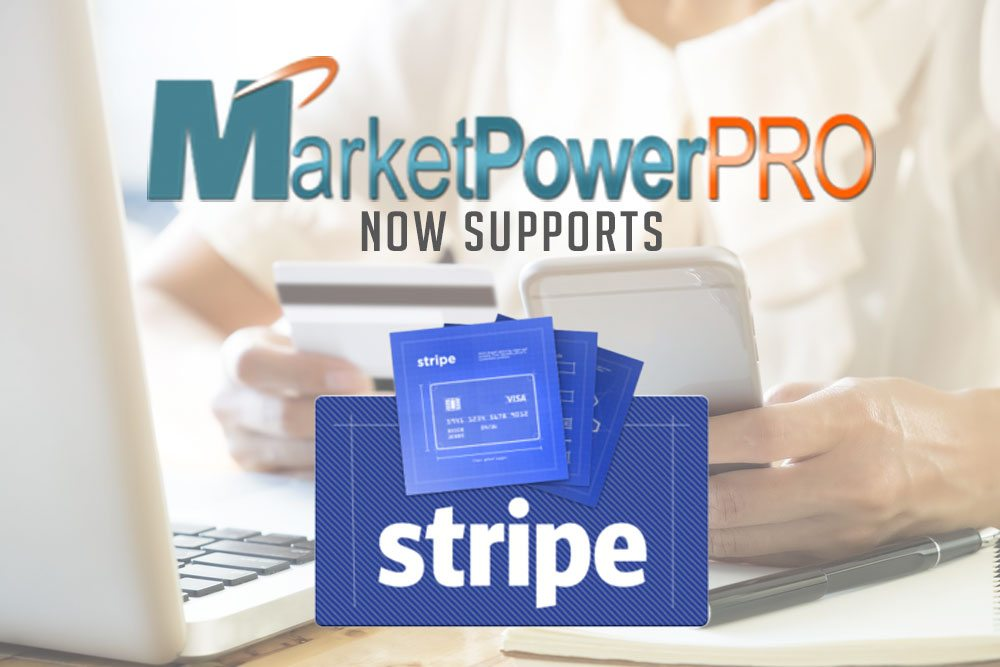 MarketPowerPRO Now Supports Stripe