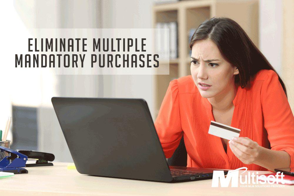 Eliminate Multiple Mandatory Purchase Options