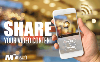 Share Your Video Content